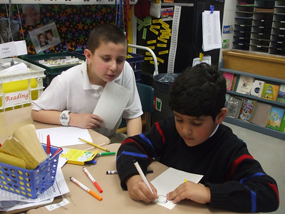 Cross-4th Grade Buddies 2
