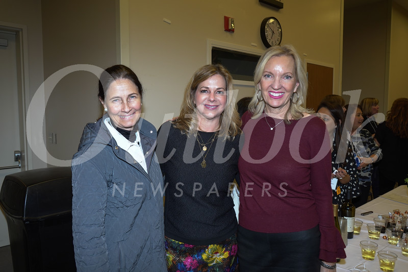 Leslee Talt, Cynthia Ary and Laurie Modean