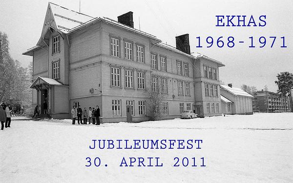 Jubileum 40 år 2011