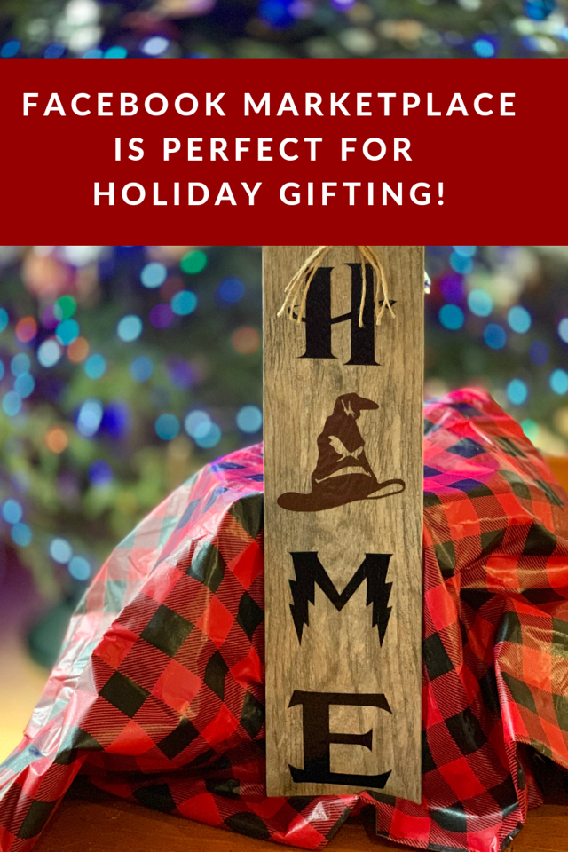 Facebook Marketplace is a one-stop-shop to get shopping done this holiday season. I love finding unique, one of-a-kind gifts here. #ad #FacebookMarketplace