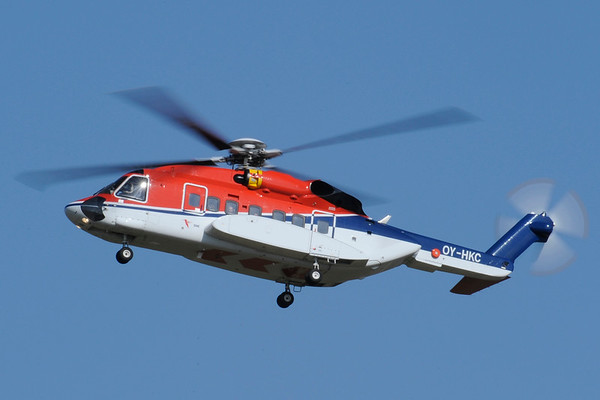 OY-HKC - Sikorsky S-92A