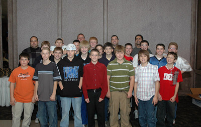 Shelby Lions 2006 Banquet