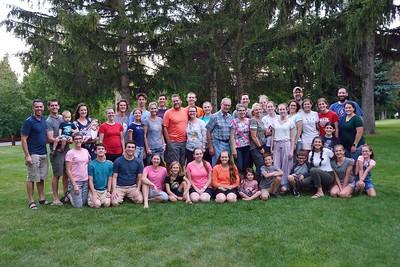 Jaussi Family Reunion 2020