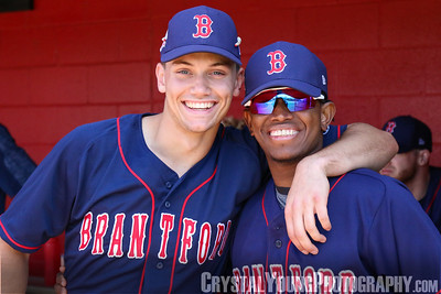 Red Sox vs. Jackfish June 2