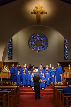 Youth & Children's Choirs 3-13-2016