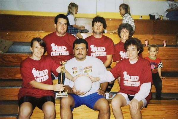 1994 State Volleyball Tournament