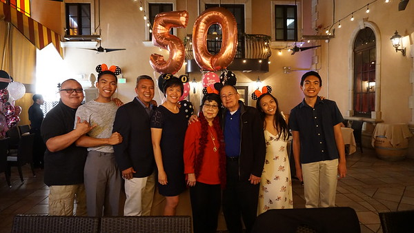 """Dorothy""""s 50th Celebration"""