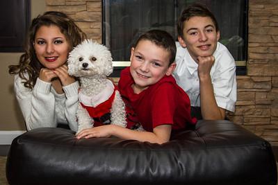 Melissa Pershall Family 12 1 13