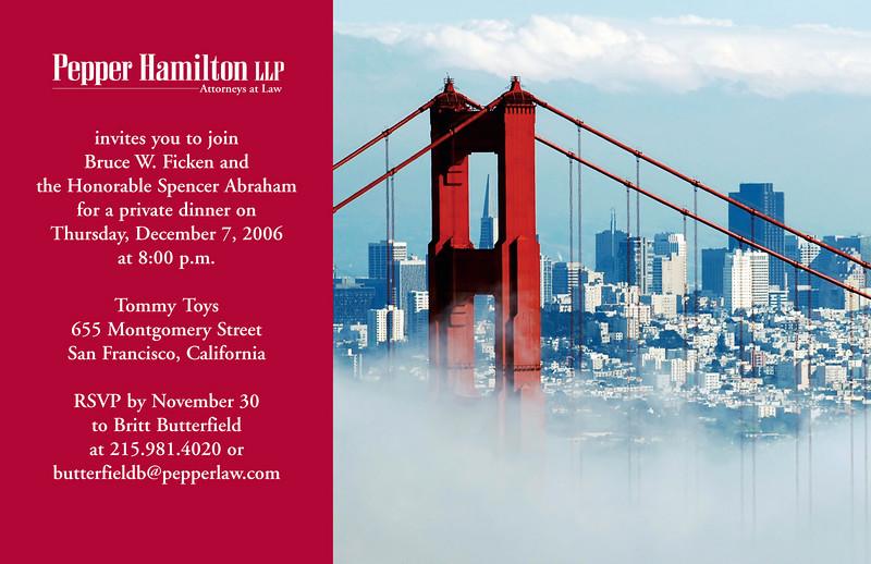 San Fran Invite