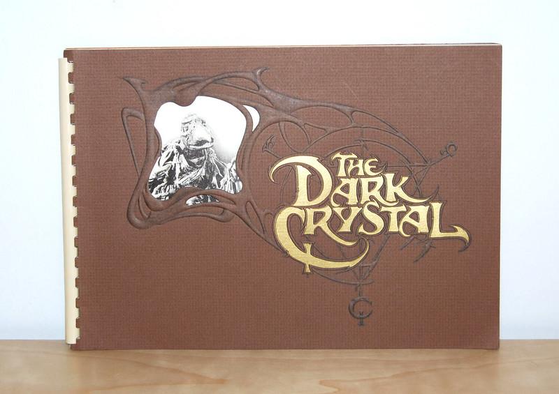 Dark Crystal promo/press book 1982