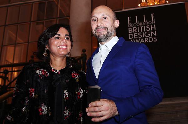 13/2/19 - ELLE Decoration British Design Awards 2019