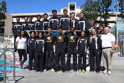 Swim 2019 team