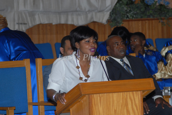 Pastor & Wife 19th  Appreciation  Morning Service