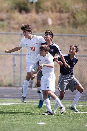 092416 Erie JV v Northridge Soccer