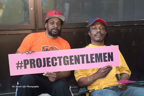 Project Gentlemen Father's Day 2017