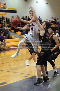 2017 January 3 Bayfield High School Varsity vs Kirtland Central