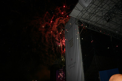 2007 Bermuda Music Festival Lionel Richie