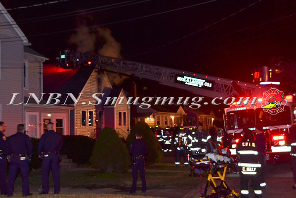 Westbury F.D. House Fire 830 First Ave 2-7-12