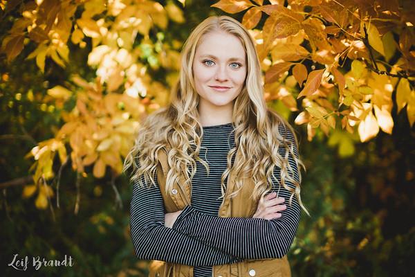 Hannah - Mountain View Class of 2018