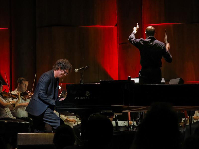 Ben Folds & Philadelphia Orchestra at the Mann, Philadelphia, PA