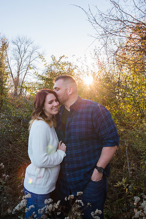 Heather + Rich | Tyler State Park, PA | 11.07.2016