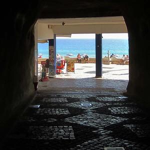 Albufeira, Algarve [Vivienne]