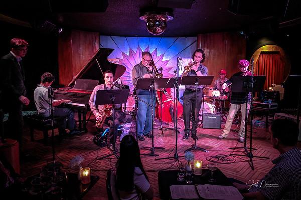 Detroit Jazz Workshop - John Coltrane Combo - 7-14-2019