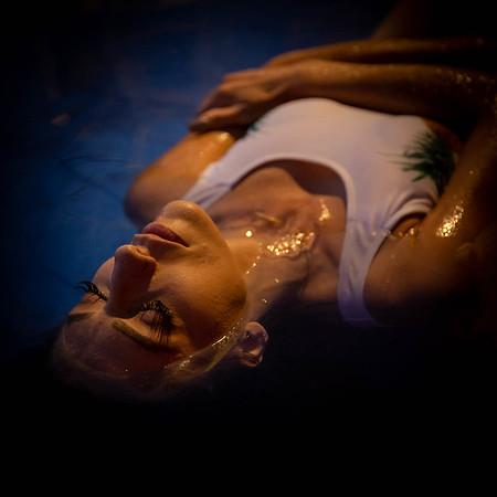 Kristina Montana Hale at the Water Shoot II