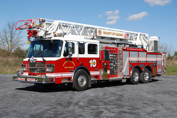 Company 10 - North Warren Fire & Rescue