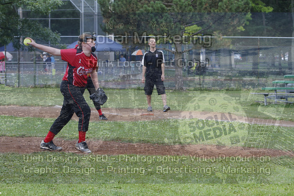 North Buffalo Wildcats Black vs Clarence Red Devils Black