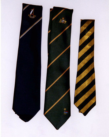 The Al Little Memorial Cricket Club Tie Collection