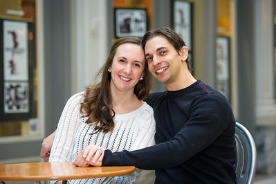 Joanna and Mark