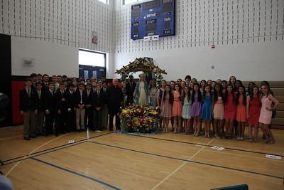 May Crowning Groups