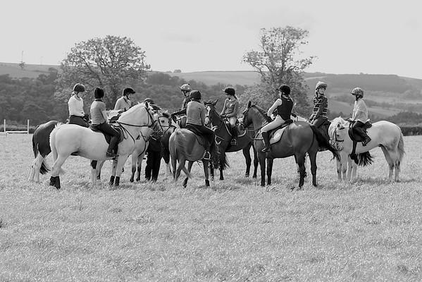 Pony Club Camp 2014
