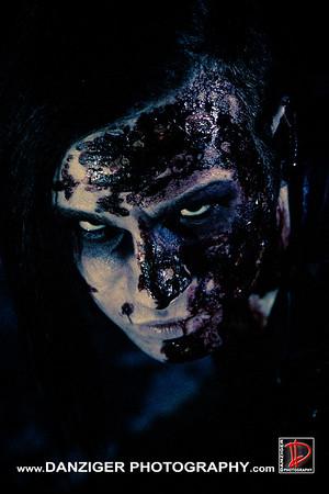 Nightmare City Joshua Woods