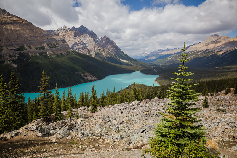 adventure bucket list - Banff National Park Canada