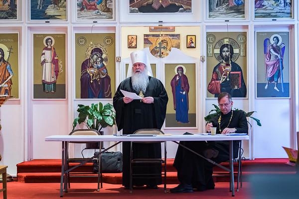 Archdiocesan Assembly - St. Luke