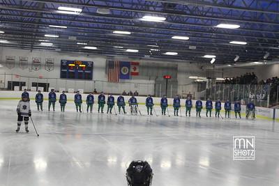 Girls Varsity Section Championships vs Eastview