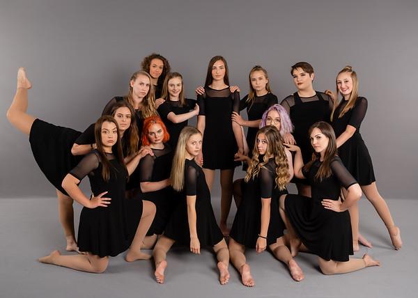Int/Adv Ballet Barre & Contemporary