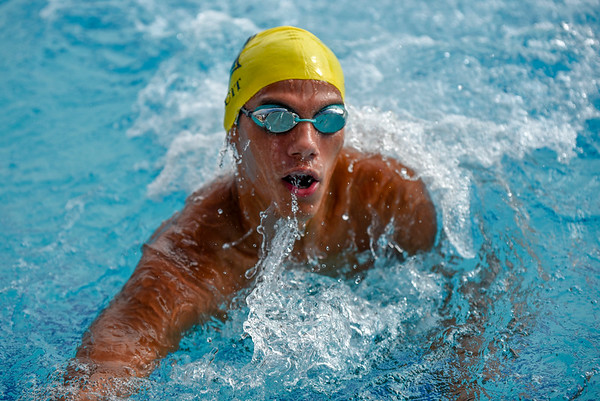 Swimming: Class 3A District 12 Championships