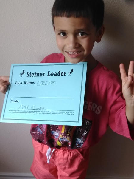 Blake | 2nd | Steiner Ranch Elementary School