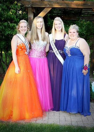 2014 Dairy Queen Crownings
