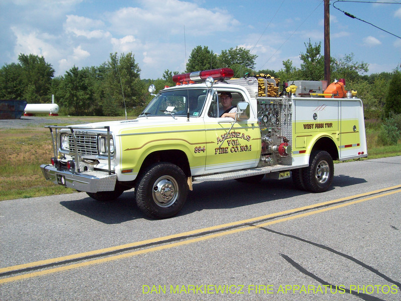 X-ANDREAS FIRE CO.