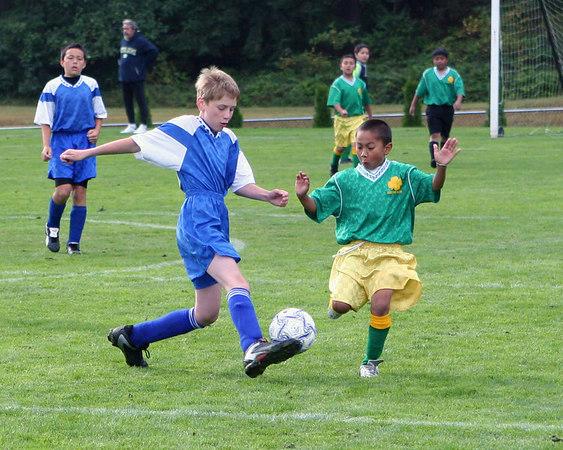 Greg's Soccer