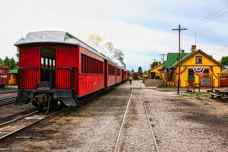 Chama Railyard