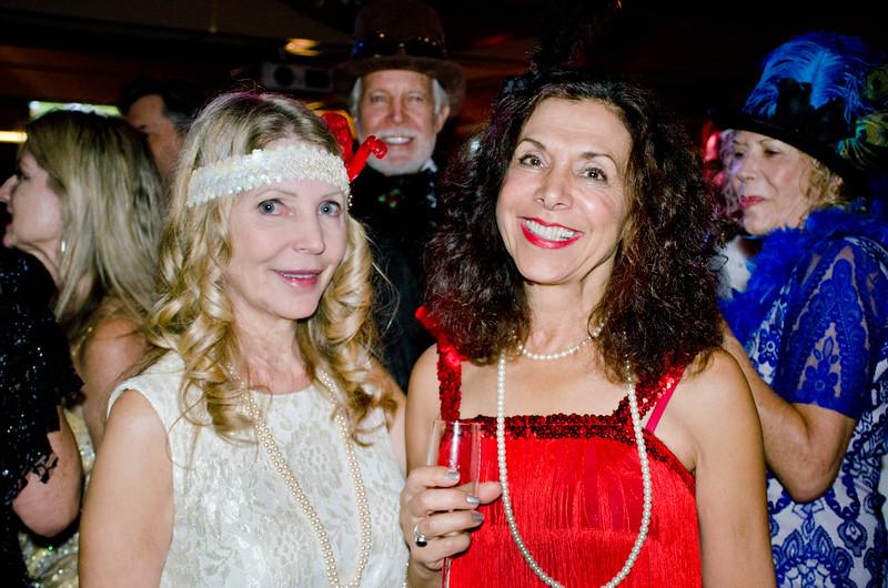Terra Muzick, left - Sheila Ash birthday party