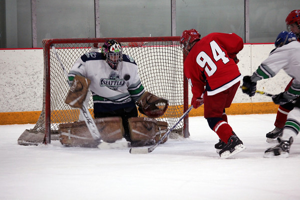 Exhibition vs Spokane 16U AAA - Dec 6 2009