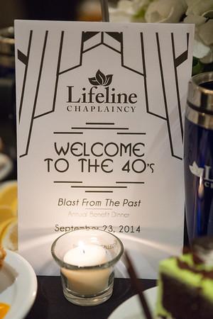 Lifeline Chaplaincy Dinner 2014