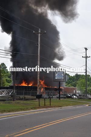 TROUTMAN FD SHELTON AVE FIRE JUNE 3, 2021