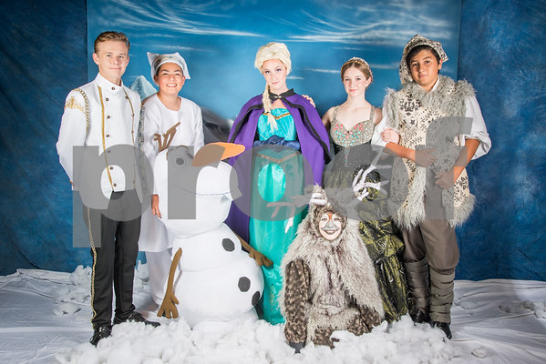 Frozen JR Promo Photos